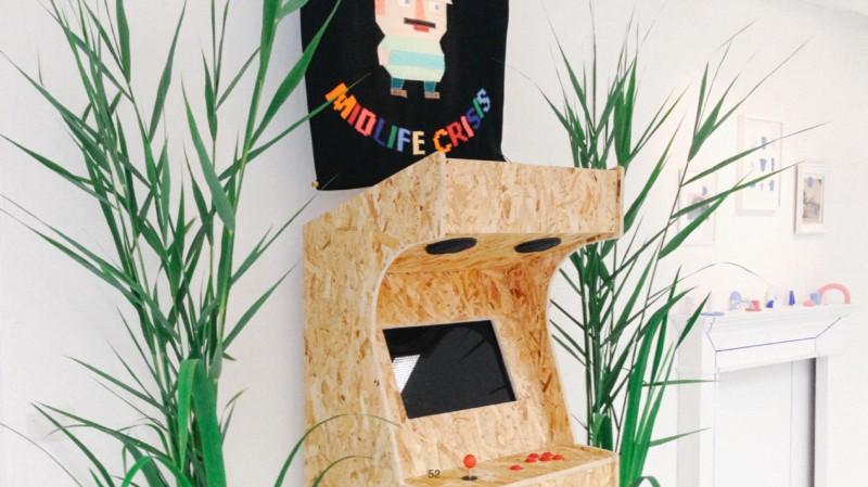 Image of Diogos Arcade Cabinet